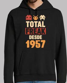 Total monstre depuis 1957