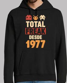 Total monstre depuis 1977