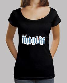 Totally Tubular - camiseta loose fit manga corta