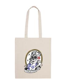 Tote Bag (Bolso) Catrina - Blanco
