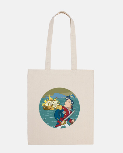 Tote bag, couleur naturelle