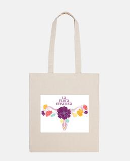 Tote Bag La Flora Creativa