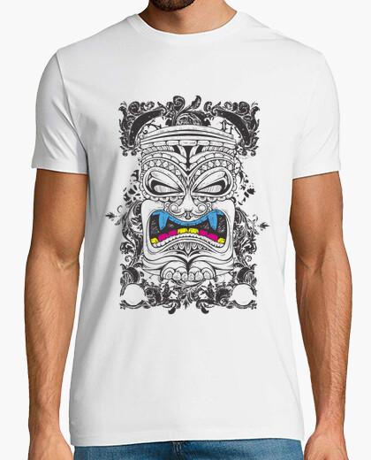 Tee-shirt totem