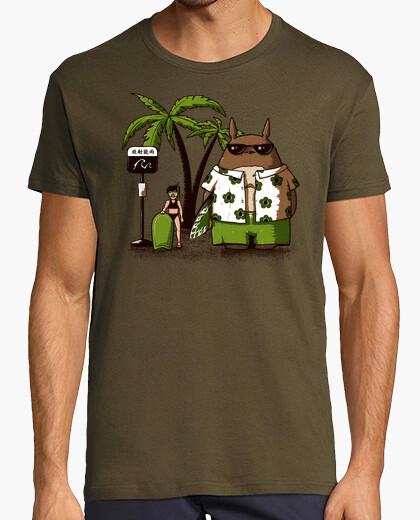 T-shirt toto beach