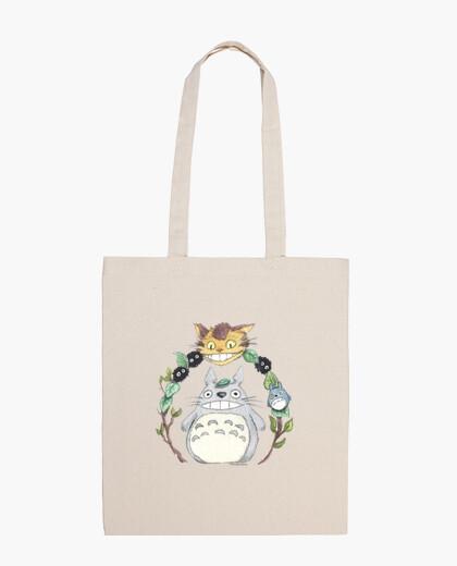 Bolsa Totoro