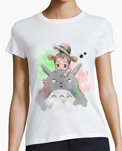 T-shirt Totoro- tonari