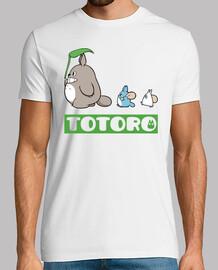 Totoro - Dai, Chu y Chibi