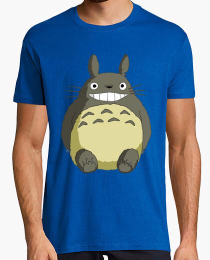Camiseta Totoro 6 (Chico Azul)