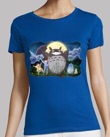 Totoro 7 (Chica Blanco Tirantes)