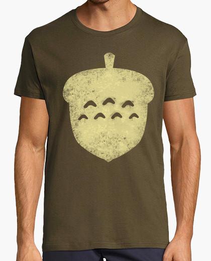 Tee-shirt totoro acorn homme