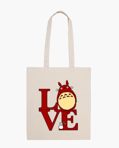 Sac Totoro amour