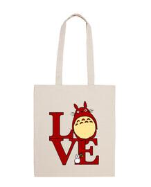 Totoro amour