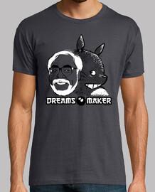 Totoro and friend camiseta