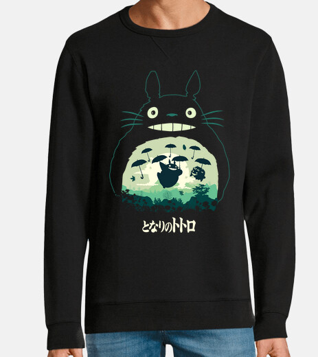 totoro and ses parapluies
