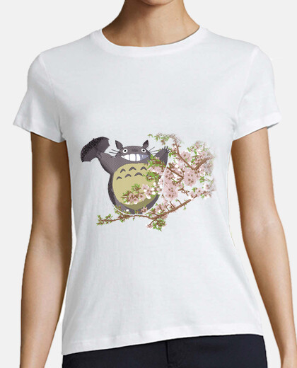 TOTORO and the Flowers