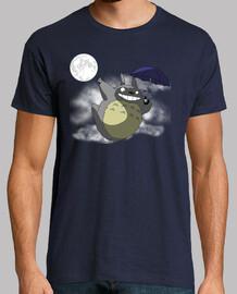 Totoro Bajo la Luna