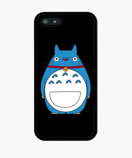 Funda iPhone Totoro Doraemon
