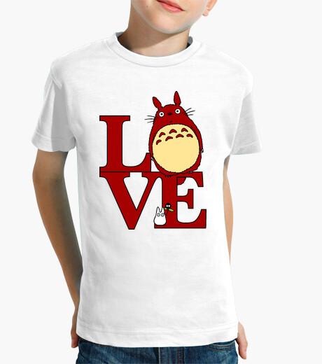 Ropa infantil Totoro Love