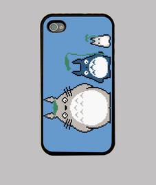 Totoro pixel-Funda