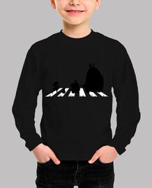 Totoro Road niño