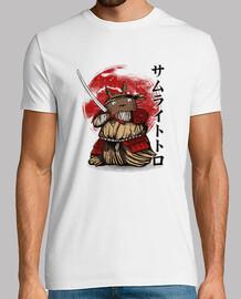 Totoro samouraïs