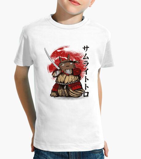 Totoro samurai children's clothes