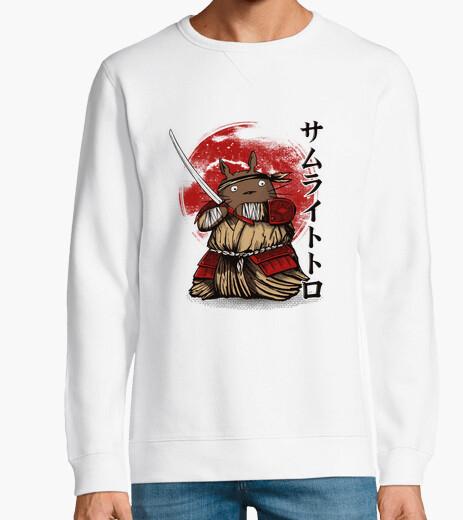 Felpa totoro samurai