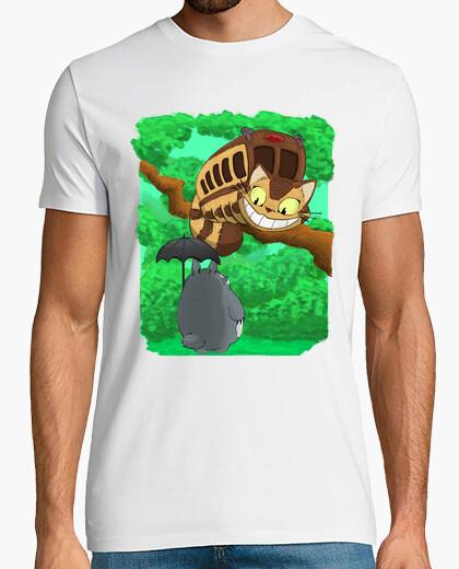 Camiseta totoro, saram