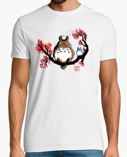 T-shirt totoro tradizionale