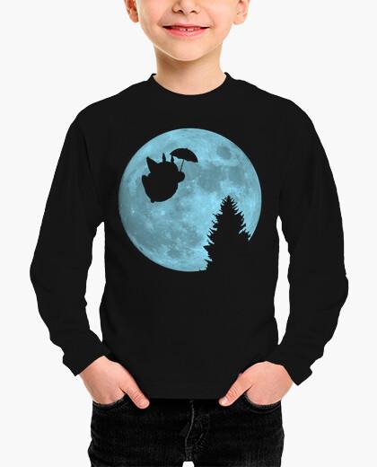Vêtements enfant totoro vol and o sous la lune