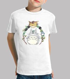 Totoro y Gatobus