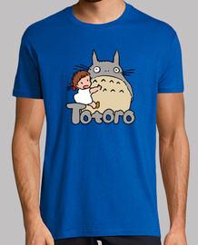 Totoro y Mei