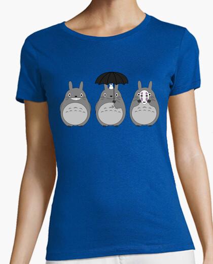 Camiseta Totoros