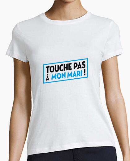 Tee-shirt Touche pas à mon mari / Mariage