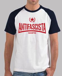toujours antifasciste - rouge