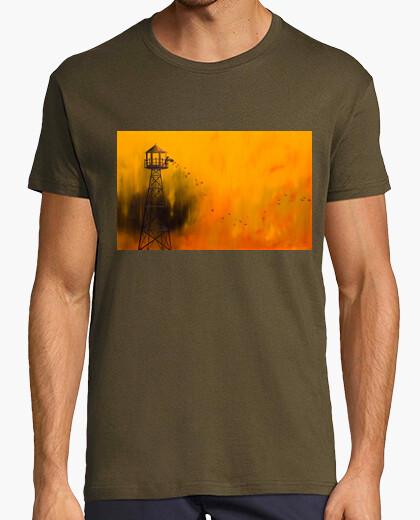 Tee-shirt tour de l'automne