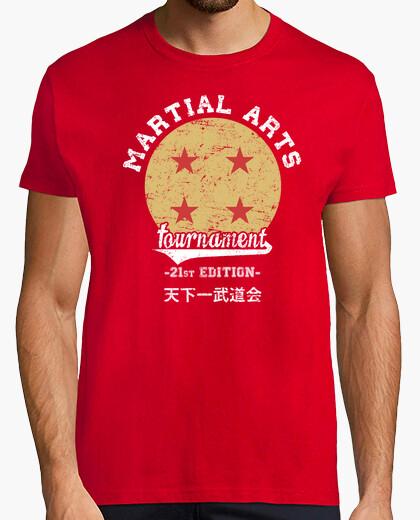 Tee-shirt Tournoi d'arts martiaux