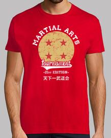Tournoi d'arts martiaux