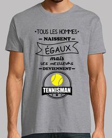 Tous les hommes tennis