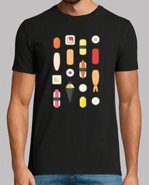 tous les sushi