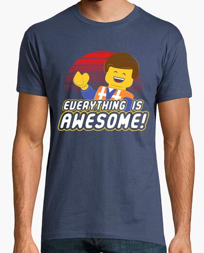 Tee-shirt tout est génial!