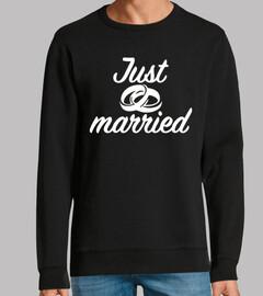 tout juste marié
