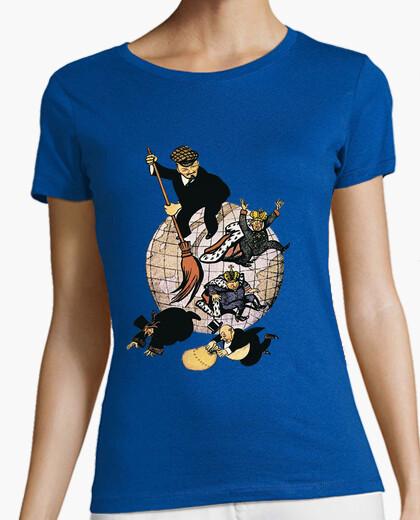Camiseta Tovarich Lenin - Chica
