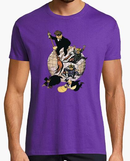Camiseta Tovarich Lenin - Chico