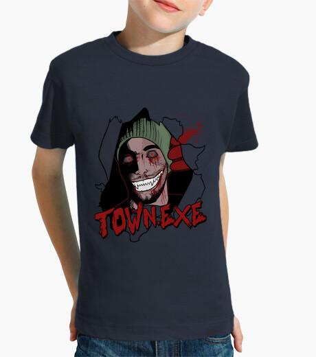 Town.exe children's clothes