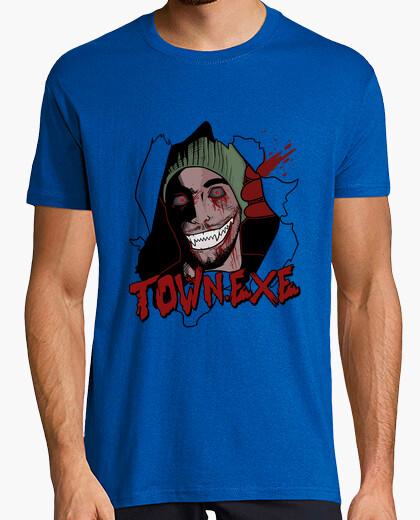 Town.exe t-shirt