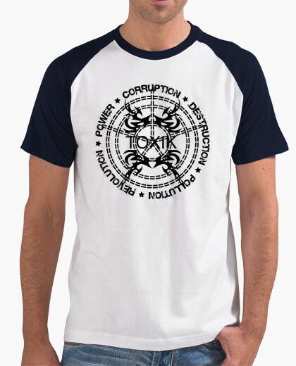 Camiseta Toxik