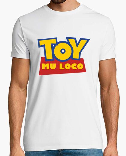 Camiseta TOY mu loco