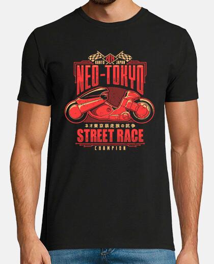 toyko néo course de rue