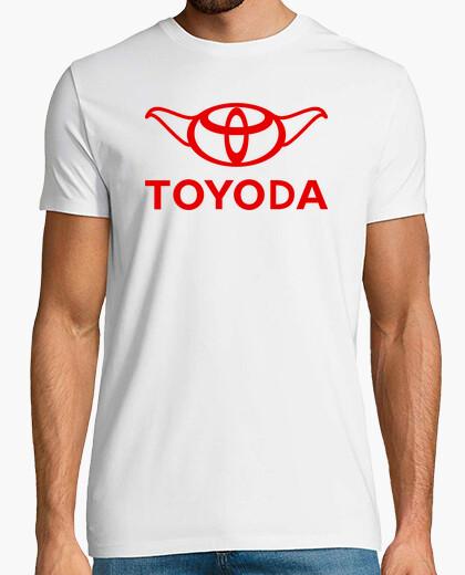 Camiseta Toyoda (Logo Toyota)
